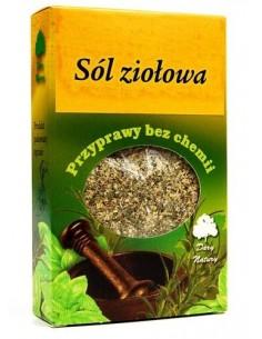 Sól ziołowa 90g - 1 - Przyprawy i zioła