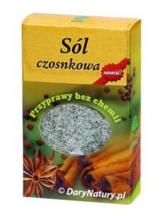 Sól czosnkowa 90g