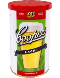 Brewkit Coopers Lager - 1 - Piwo domowe