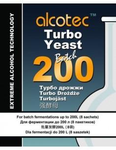 Drożdże gorzelnicze Alcotec 200 Batch - 1 - Gorzelnictwo i destylacja
