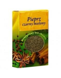Pieprz czarny mielony 50g - 1 - Przyprawy i zioła