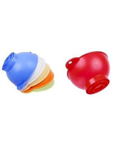 Lejek do słoików, balonów - 160/40mm - 1 - Gorzelnictwo i destylacja