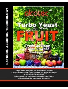 Drożdże gorzelnicze Alcotec Turbo Fruit - 60g - 1 - Gorzelnictwo i destylacja