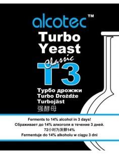 Drożdże gorzelnicze Alcotec Classic T3 - 1 - Gorzelnictwo i destylacja
