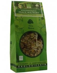 Herbatka wspomagająca pracę wątroby 200g - 1 - Przyprawy i zioła