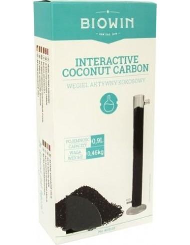 Węgiel aktywny kokosowy Aktivsorb 0,9L - 1 - Gorzelnictwo i destylacja