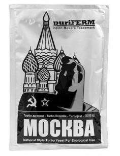 Drożdże gorzelnicze PuriFerm Moskva - 1 - Gorzelnictwo i destylacja