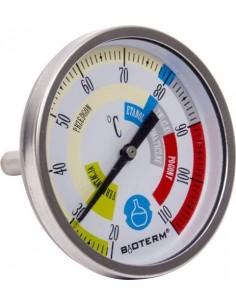 Termometr do destylacji 20°C do 110°C. - 1 - Wino domowe