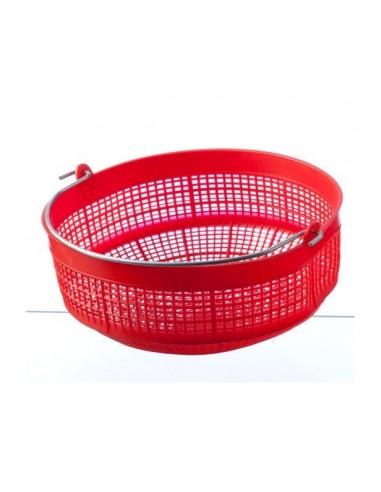 Koszyk sitkowy fi 30 cm - 1 - Inne