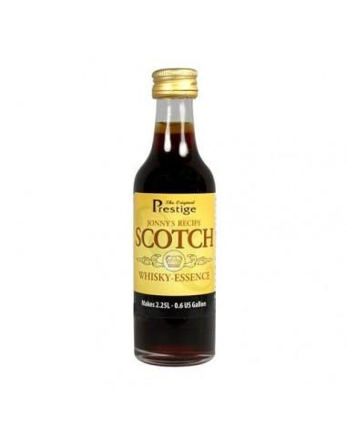 Zaprawka do alkoholu - Jonnys Scotch Whisky  50ml na 2,25L - 1 - Gorzelnictwo i destylacja