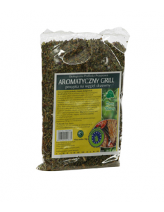 Aromatyczny grill - posypka na węgiel drzewny 50g - 1 - Inne