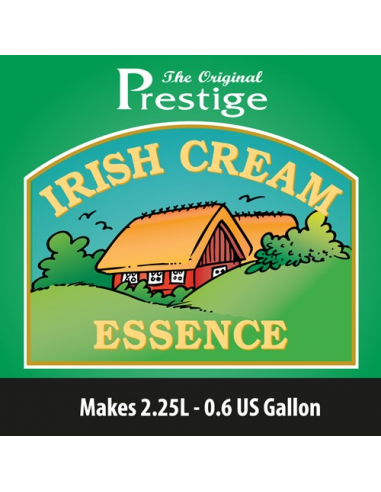 Zaprawka do alkoholu - likier Irish Cream 50ml na 2,25L - 1 - Gorzelnictwo i destylacja