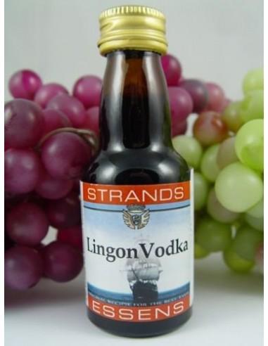 Zaprawka do alkoholu - Żurawinowa Lingon Vodka 25ml - 1 - Gorzelnictwo i destylacja