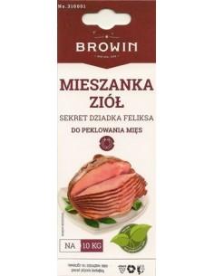 Sekret Dziadka Feliksa - zioła do peklowania mięsa 36g na 10kg mięsa - 1 - Przyprawy i zioła