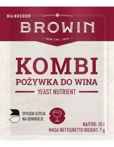 Pożywka dla drożdży winiarskich kombi - Biowin - 1 - Gorzelnictwo i destylacja