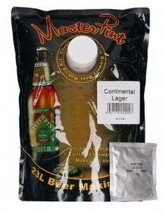 Master Pint Continental Lager
