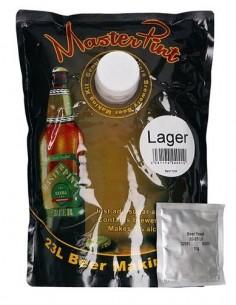 Master Pint Lager