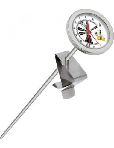 Termometr piwowarski z sondą 0-100°C do piwa 101600 - 1 - Piwo domowe