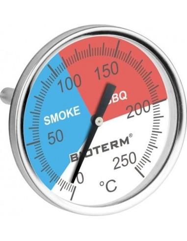 Termometr tarczowy do wędzarni i BBQ...