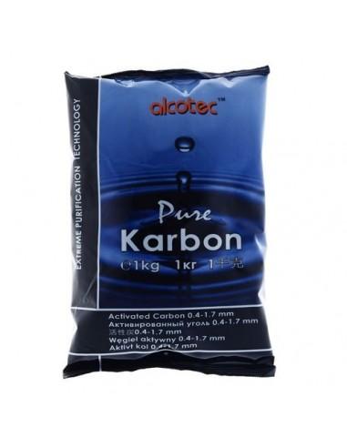 Węgiel aktywny Alcotec Pure Karbon 1kg