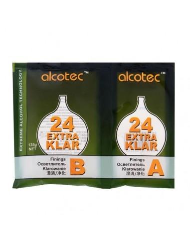 Extraklar 24h - środek klarujący 50L - 1 - Wino domowe