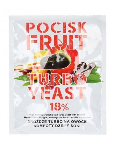 Drożdże gorzelnicze Pocisk Fruit - 49g