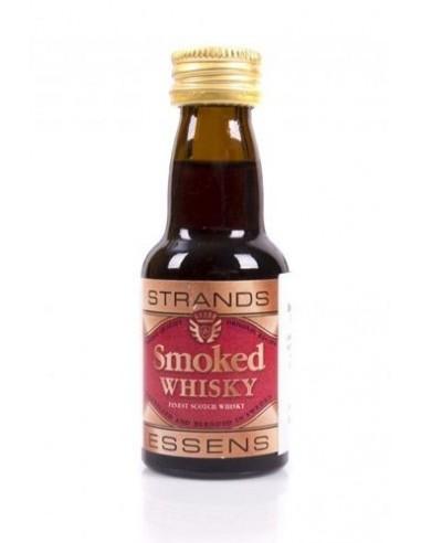Zaprawka Smoked Whisky 25ml - 1 - Gorzelnictwo i destylacja