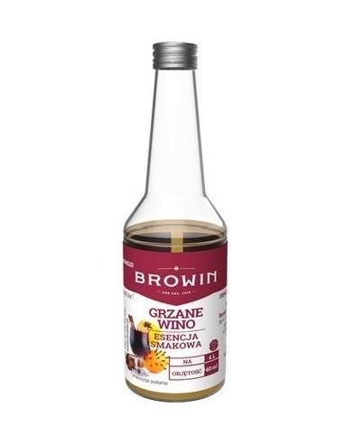 Esencja smakowa do alkoholu Grzane Wino 40ml - 1 - Gorzelnictwo i destylacja