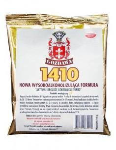 Drożdże gorzelnicze Gozdawa 1410 - 1 - Gorzelnictwo i destylacja
