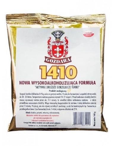 Drożdże gorzelnicze Gozdawa 1410