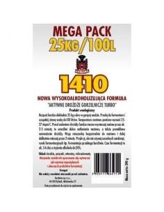 Drożdże gorzelnicze Gozdawa 1410 Mega Pack - 1 - Gorzelnictwo i destylacja