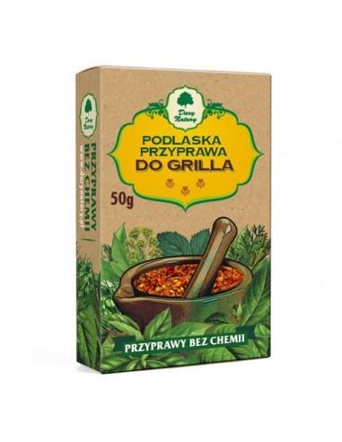 Podlaska przyprawa do grilla 50g - 1 - Przyprawy i zioła