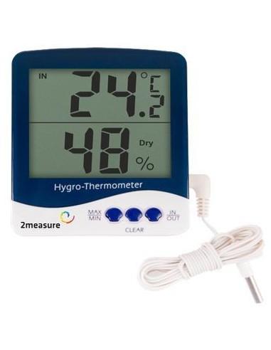 Elektroniczny termometr / higrometr -...