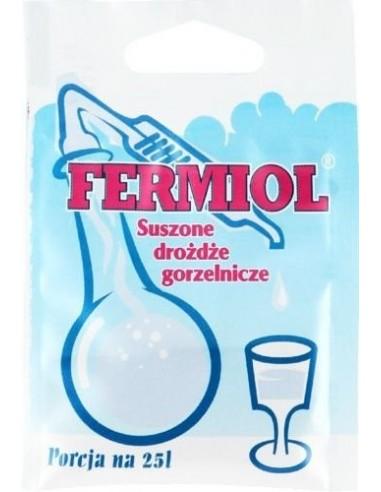 Drożdże gorzelnicze Fermiol - 1 - Gorzelnictwo i destylacja