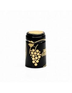 Kapturki termokurczliwe do butelek - domowy trunek 10x - 1 - Wino domowe