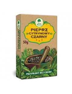 Pieprz cytrynowy 50g - 1 - Przyprawy i zioła
