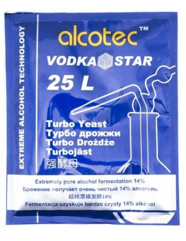 Drożdże gorzelnicze Alcotec Vodka Star - 1 - Gorzelnictwo i destylacja