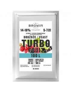 Drożdże gorzelnicze Turbo Fruit - 100L - 1 - Wino domowe