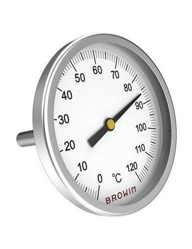 Termometr uniwersalny - gwint do 120°C - 1 - Wino domowe