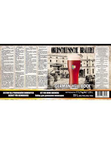 Koncentrat - German Hell Bock - 1 - Strona główna