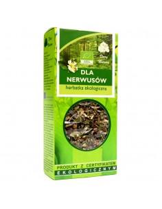 Herbata dla nerwusów eko - 50g - 1 - Strona główna