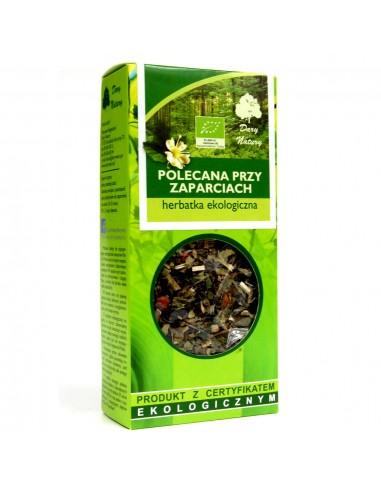 Herbata polecana przy zaparciach eko - 50g - 1 - Strona główna