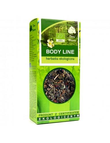 Herbatka body line eko 50g