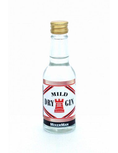 Esencja do alkoholu Dry Gin 50 ml - 1 - Strona główna