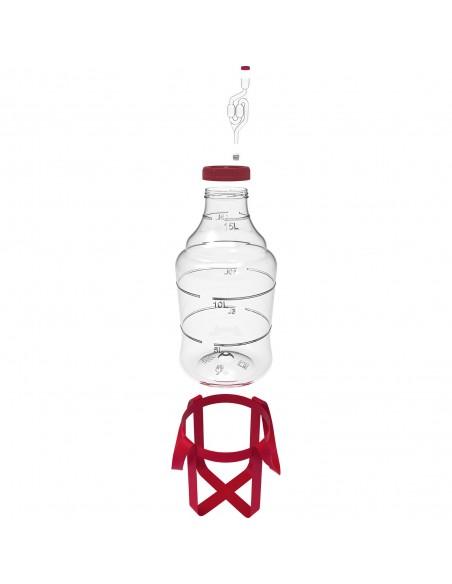 Plastikowy balon 15l - 2 - Strona główna