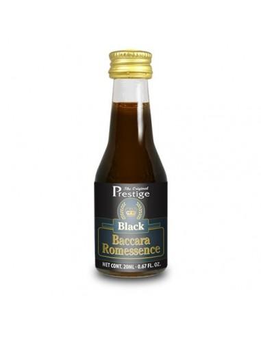 Rum Baccara Black 20ml - 1 - Strona główna