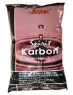 Węgiel aktywny ALCOTEC SPIRIT KARBON 1kg - 1 - Strona główna