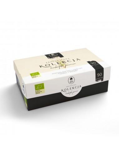 Kolekcja Herbatek PREMIUM EKO 90 saszetek - Dary Natury - 1 - Strona główna
