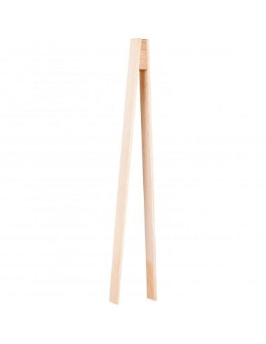 Szczypce drewniane 22cm - 1 - Strona główna