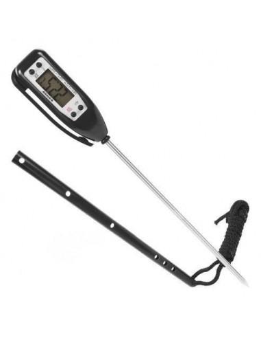 Elektroniczny termometr LCD kuchenny / do destylatora -50 300 - 1 - Wino domowe